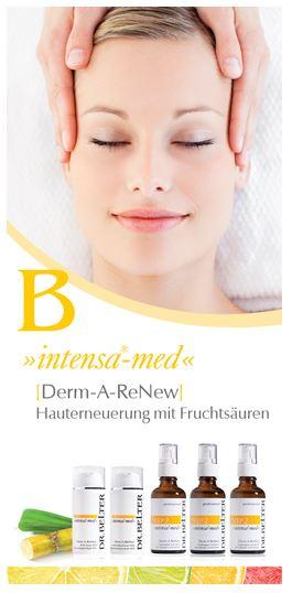 Waldsassen Kosmetik Fruchtsäure Hauterneuerung Peeling Fruchtsöurepeeling Akne Pickel Falten Pigmentflecken
