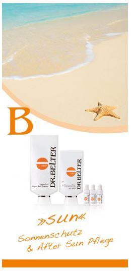 Sonnenschutz, Waldsassen, Kosmetik, Sonnenbrand, Hautkrebs