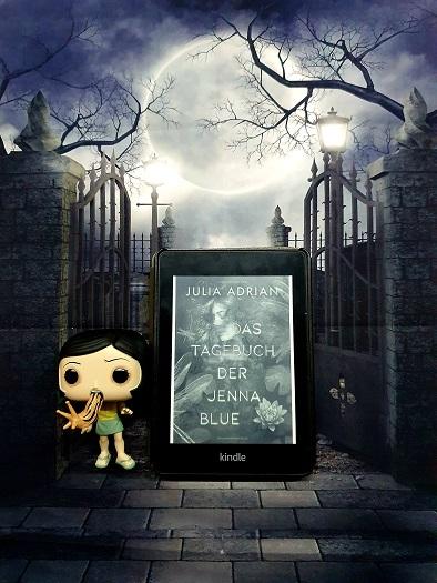 "Rezension ,,Das Tagebuch der Jenna Blue"""