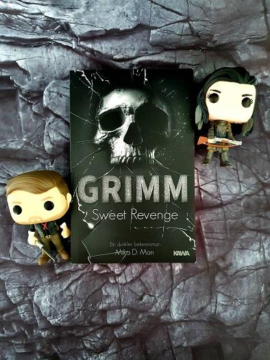 "Rezension ,,GRIMM - Sweet Revenge (Band 2)"""