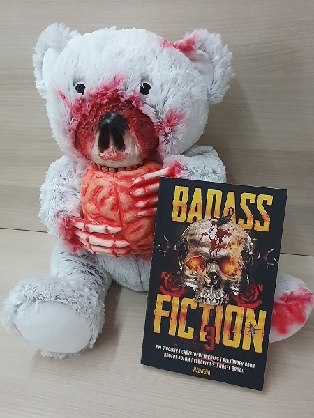 Rezension ,,Badass Fiction 3""
