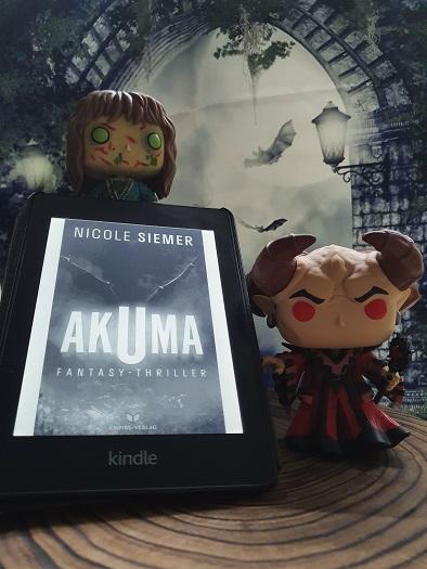 "Rezension ,,Akuma"""