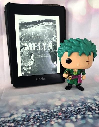 """Rezension ,,Melyn - Leg dich nie mit einem Meeresgott an!"""""""