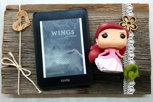 """Rezension ,,Wings of sensual Thoughts"""""""