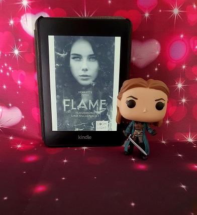 """Rezension ,,Flame: Feuermond und Aschenacht"""""""