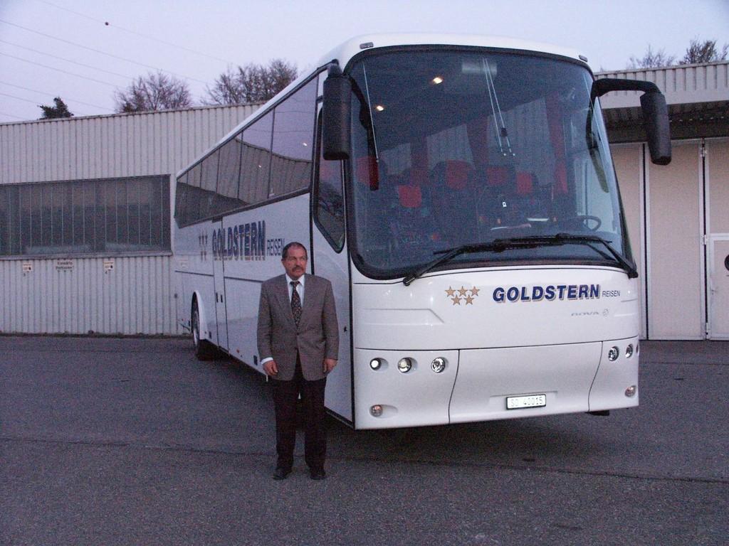 Peter Bossard / seit 1980 dabei