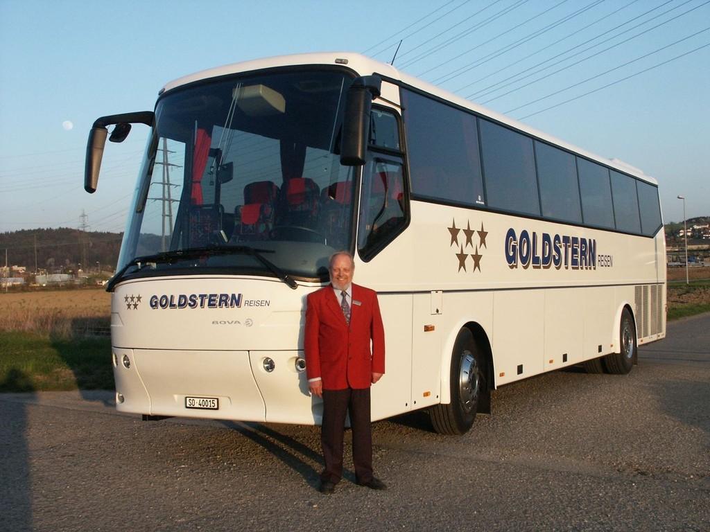 Gusti Thommen / seit 1986 dabei