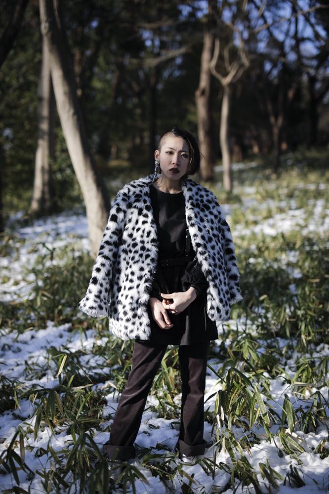 2018 winter portrait