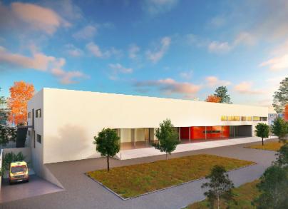 centro educativo passivhaus