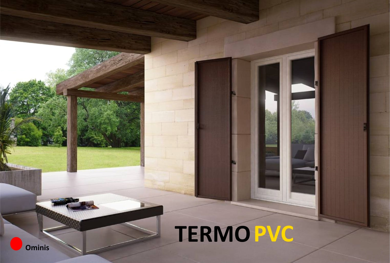 Listino prezzi serramenti termici pvc ominis finestre for Prezzi serramenti