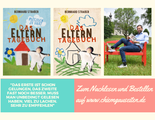 Das Elterntagebuch. Als Taschenbuch und eBook.