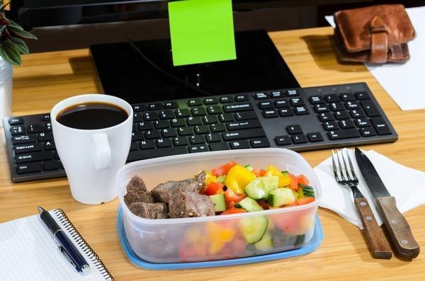 еда в офис доставка