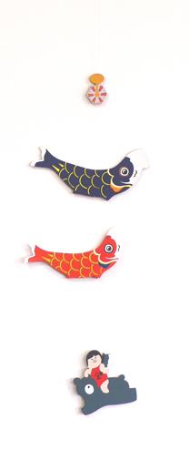鯉のぼりと金太郎 6,600円(税込)
