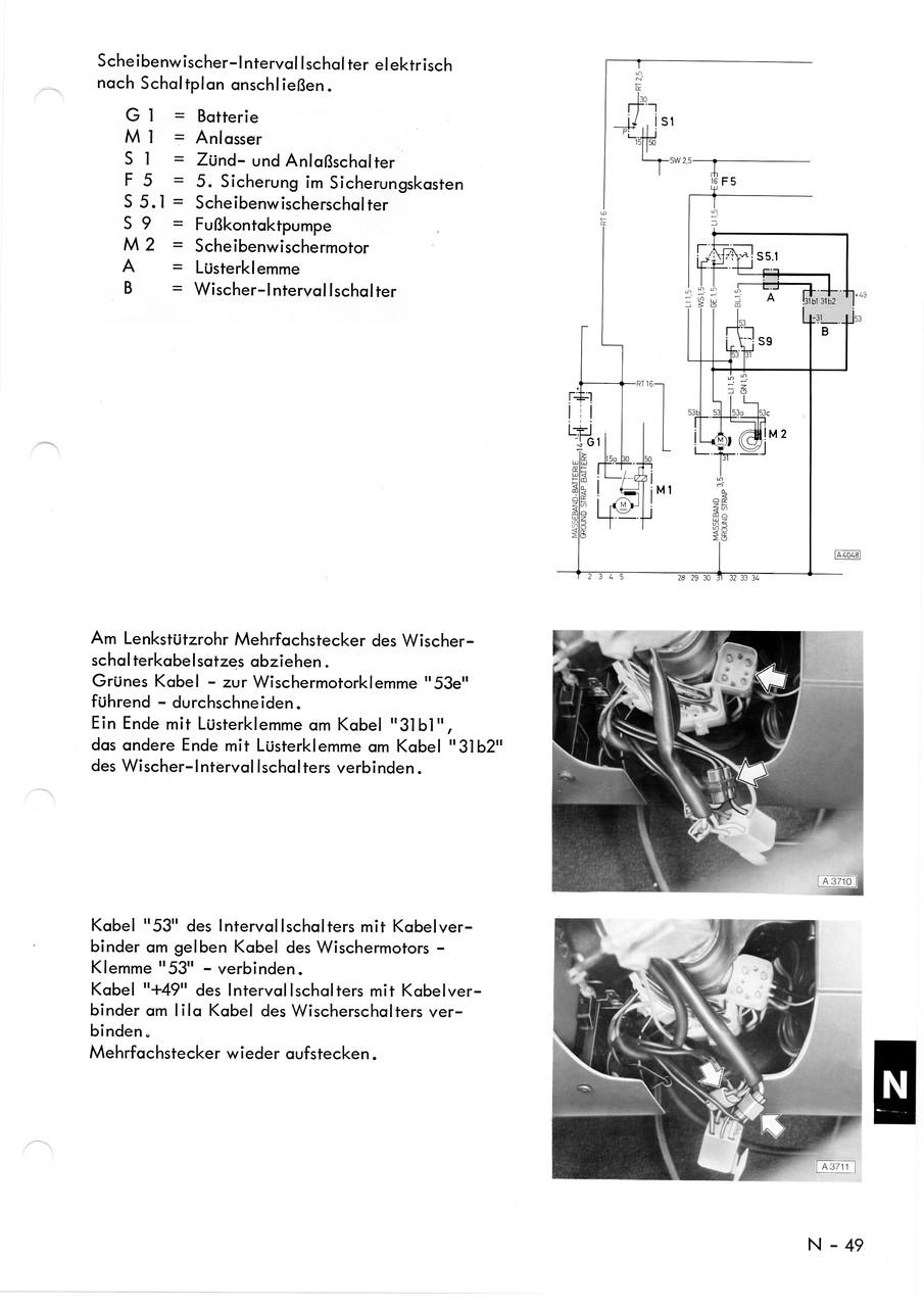Werkstatthandbuch Elektrische Ausrüstung - Wissenswertes über den ...