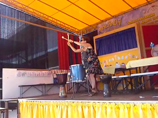 One-Woman-Show Therme Laa 2013