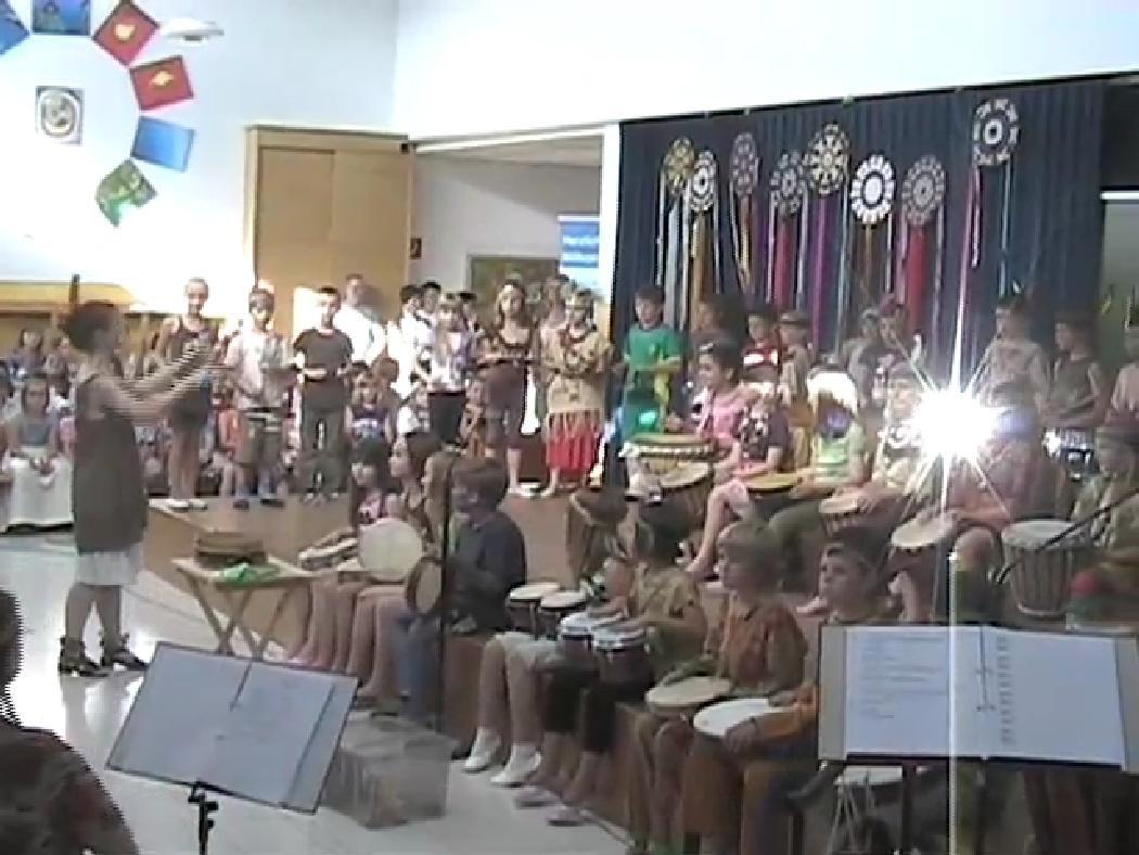 VS St. Marein 2010 - Aufführung