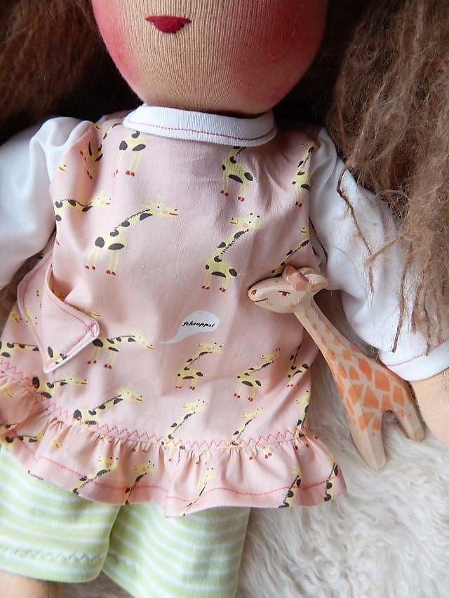 Bio-Stoffpuppe, handgemachte Puppe, Waldorfart, Puppenhandwerk, Pärsch, individuelle Puppe, ökologische Kinderpuppe, Puppenmacherin, Puppenmacherei