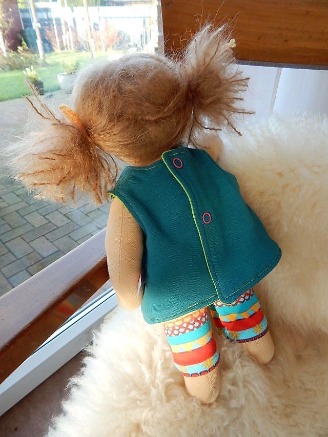 Gliederpuppe, Waldorfart, Bio-Stoffpuppe, ökologische Kinderpuppe, süßteste Puppe der Welt, individuelle Puppe passend zum Kind, Wunschpuppe, handgemachte Puppe,Puppenhandwerk, Jennifer Kliem-Pärsch, Puppenfreundin