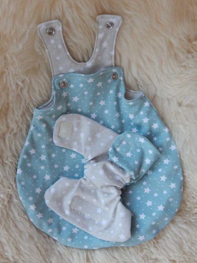 Puppenschlafsack, Puppenwindel, Puppenhandwerk,  Pärsch