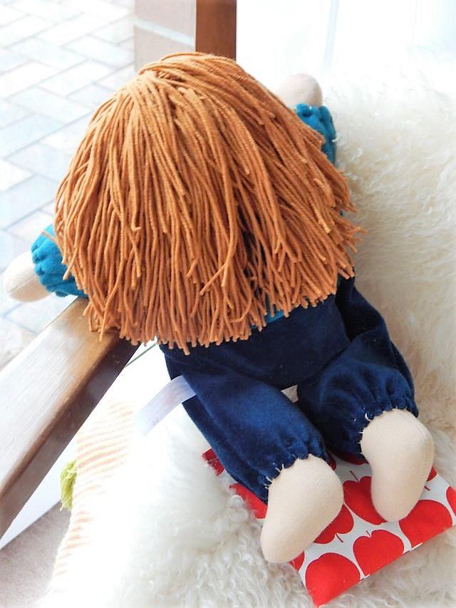 Bio-Stoffpuppe, erste Puppe, Erstlingspuppe, Schlamperle, Waldorfart, individuelle Puppe passend zum Kind, Kuschelpuppe, Puppe nach Wunsch, Wunschpuppe, ökologische Kinderpuppe, Puppenhandwerk, Puppenbegleiter, Puppenfreundin, handgemachte Stoffpuppe