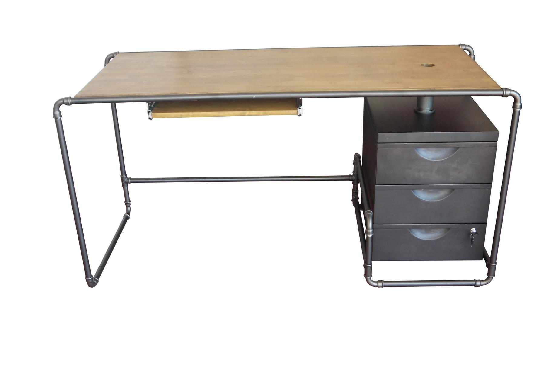 Cr Ation Industrielle Atelier Vintage Mobilier