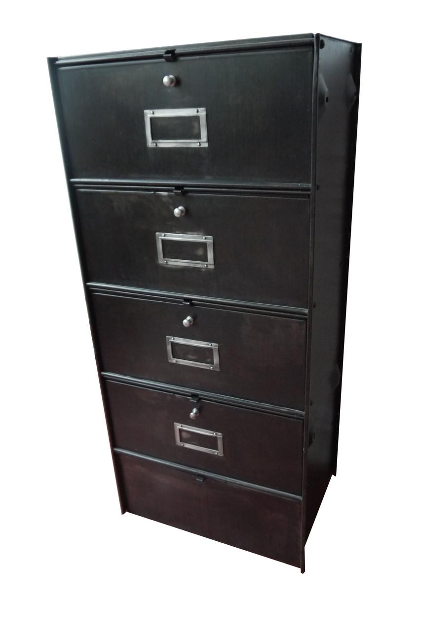 meuble clapet atelier vintage mobilier industriel lyon. Black Bedroom Furniture Sets. Home Design Ideas