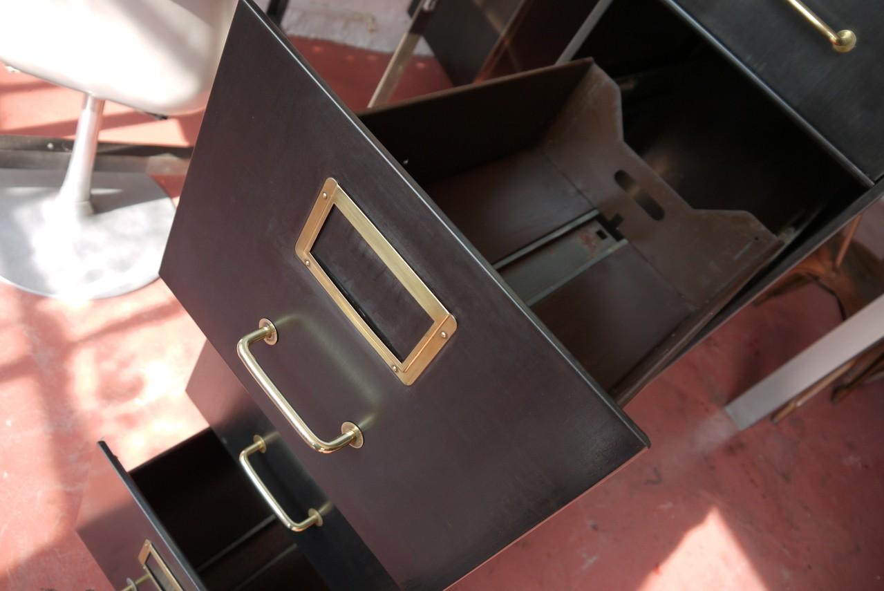 classeur atelier vintage mobilier industriel lyon. Black Bedroom Furniture Sets. Home Design Ideas