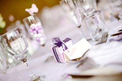 Hochzeitsbild, Hochzeitstafel