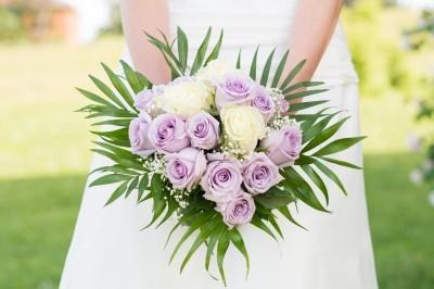 Hochzeitsshooting, Brautstrauss