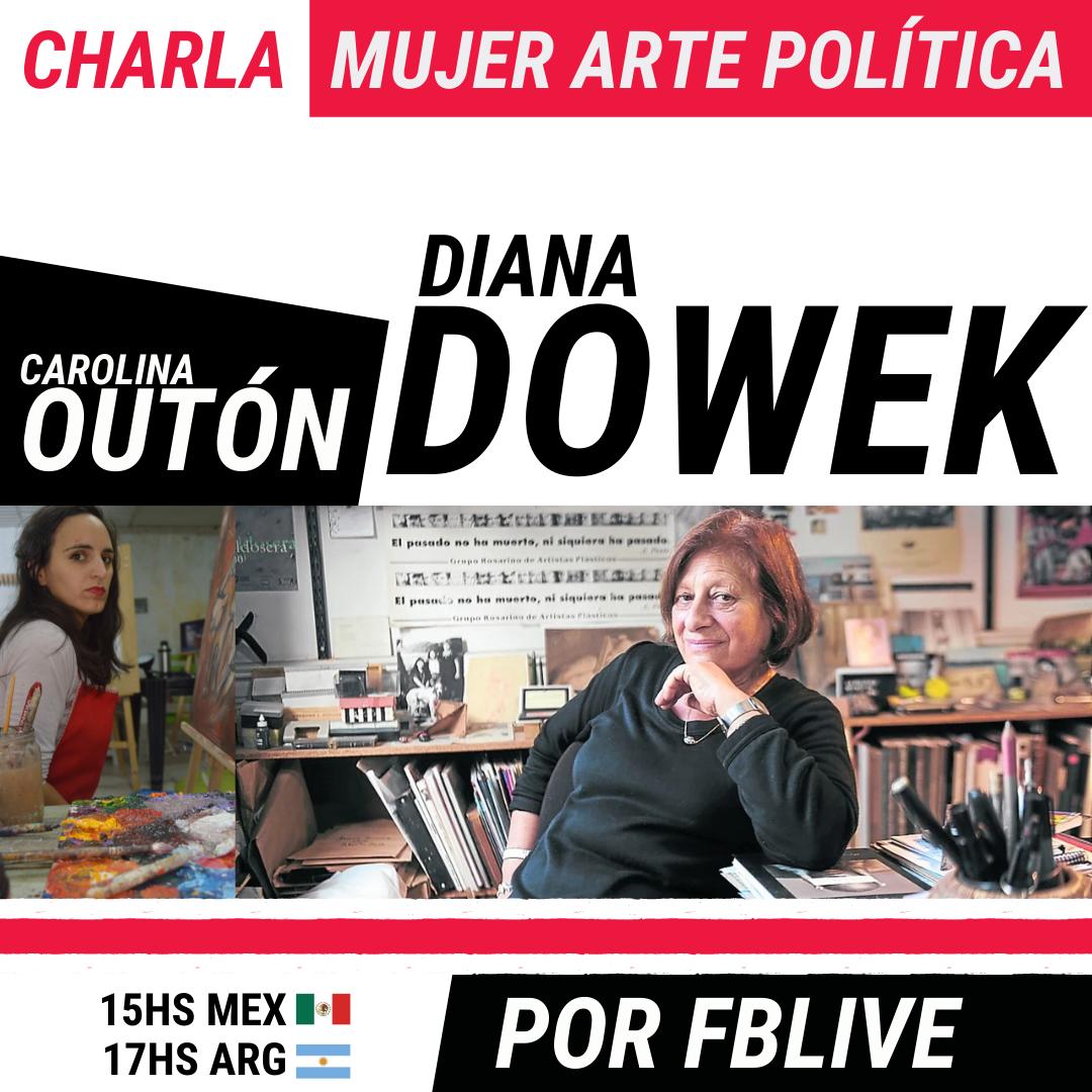 Charla con Diana Dowek