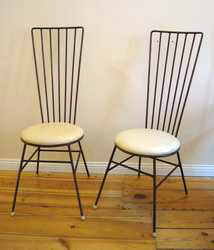 Eisen Stühle Iron Chairs