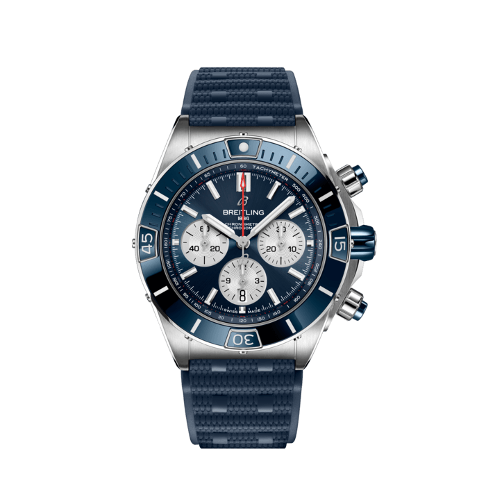 Chronomat der Superlative