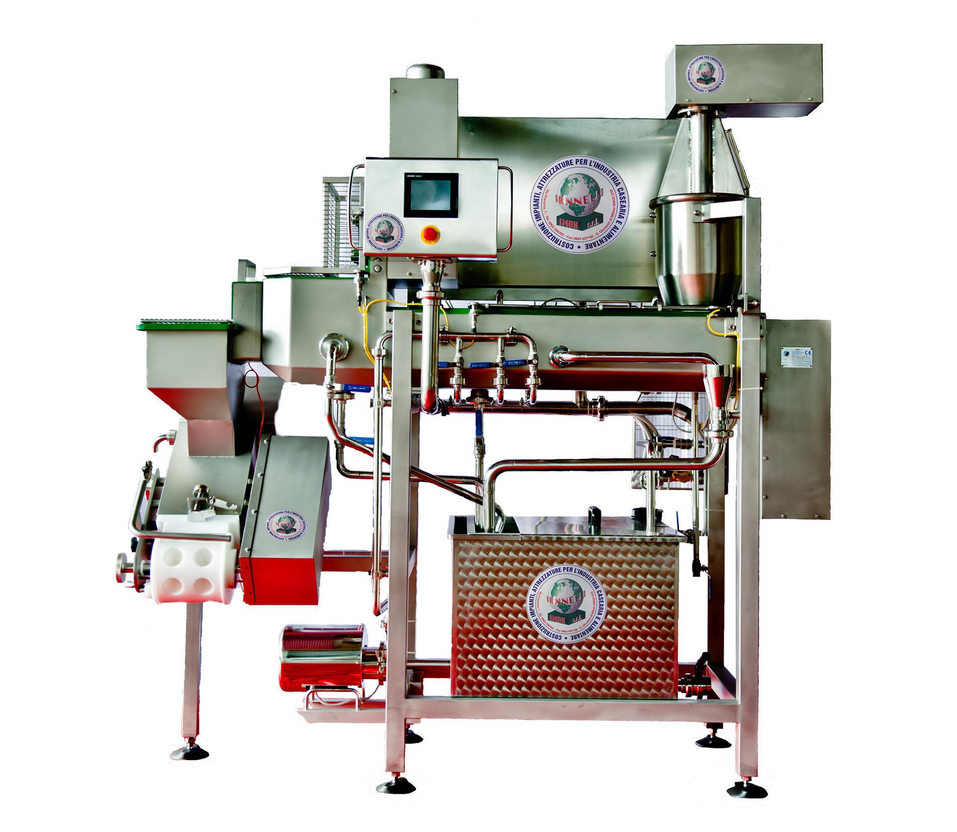 Zieh-und Formmaschinen