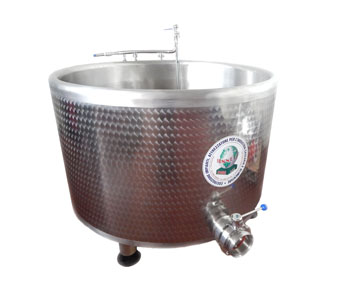 Double bottom vats
