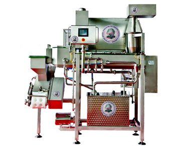 Die Zieh-und formmaschine