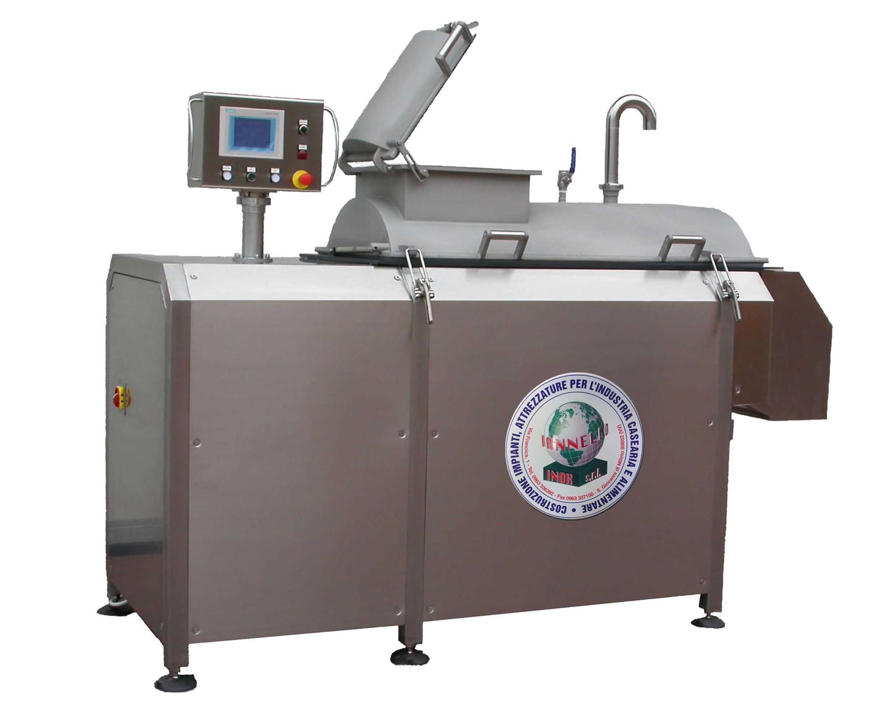Cuocitore macchine per l 39 industria casearia alimentare - Macchine per il sottovuoto alimentare ...