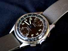 Orfina Chronograph Stahl 50 iger Jahre