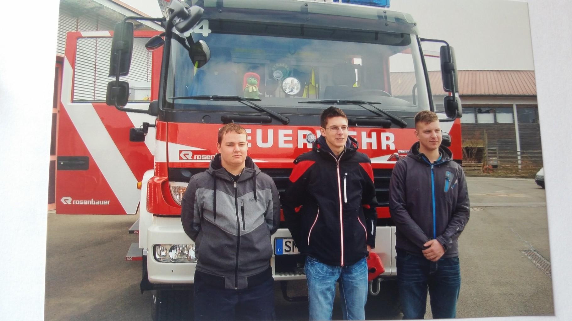 Projektgruppe Feuerwehr