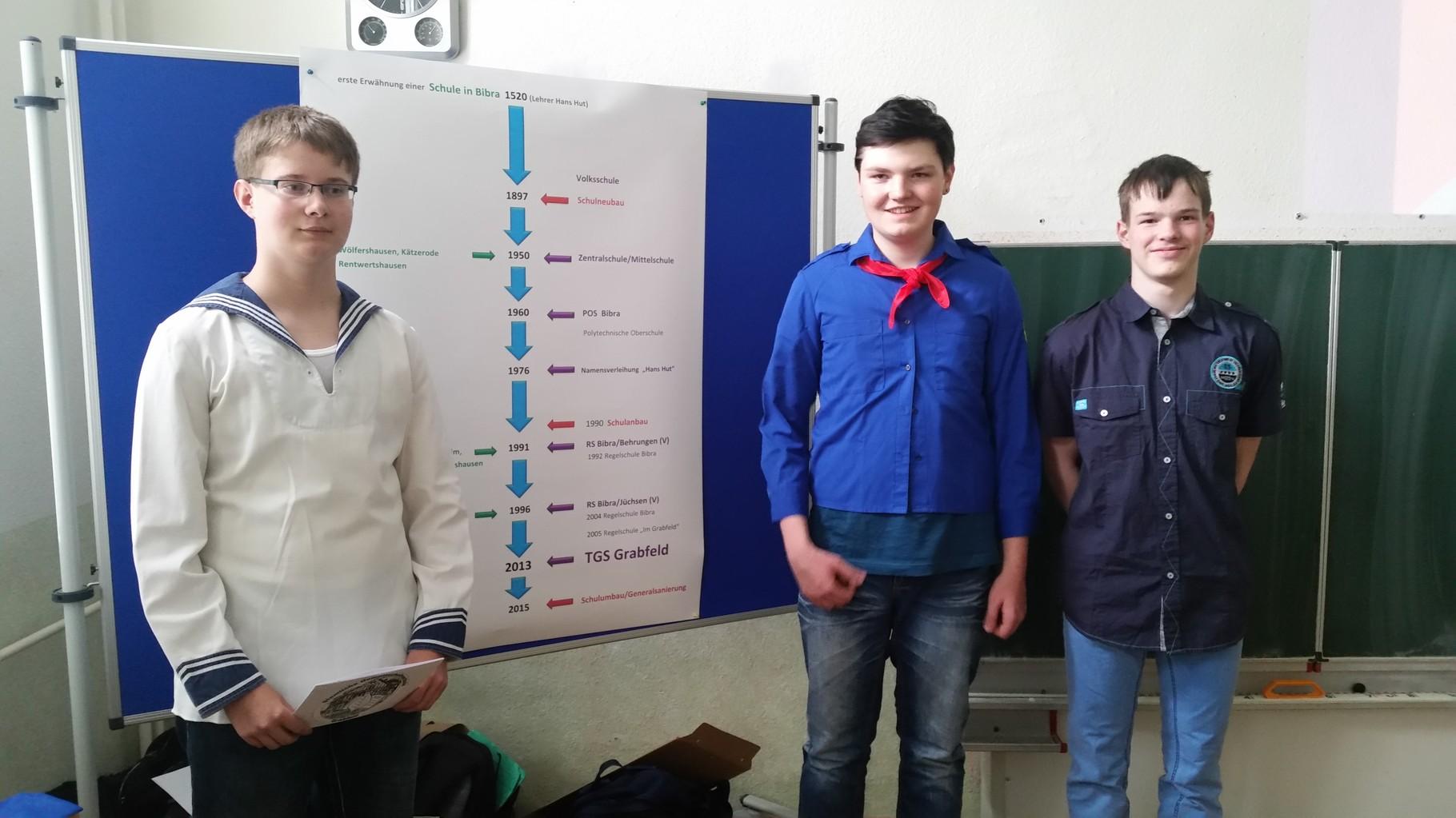 Projektgruppe Schulgeschichte