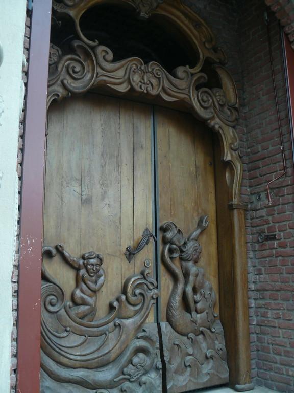 uralte Tür