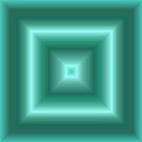 mehrfarbiger Farbverlauf  quadratisch