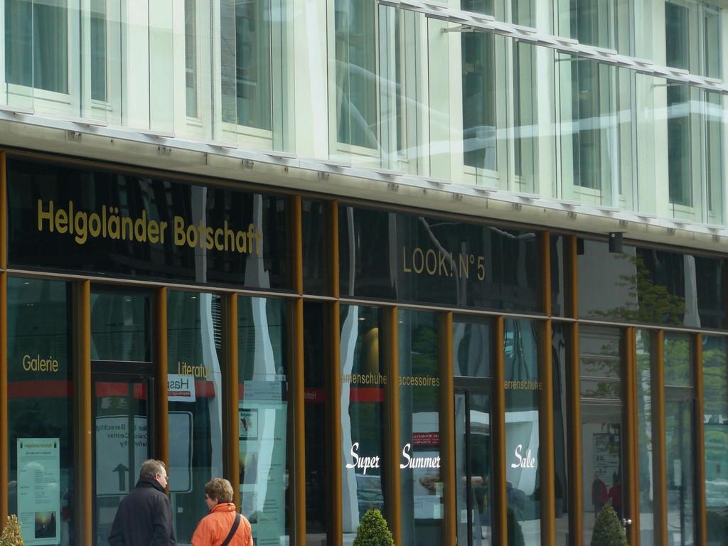 Helgoländer Botschaft (spezielles Reisebüro)