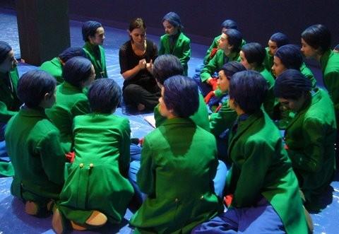 Britten Le Songe d'une Nuit d 'été Robert Carsen Athènes 2008