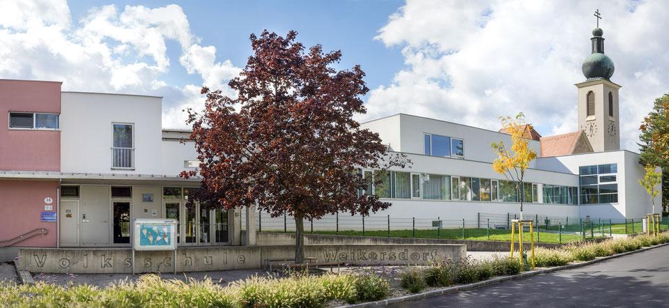 Willkommen in der VS Baden Weikersdorf