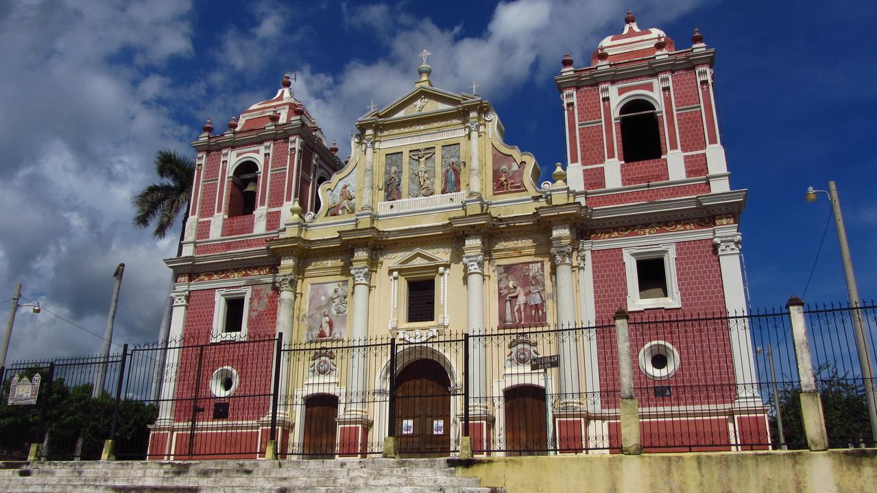 Church El Calvario