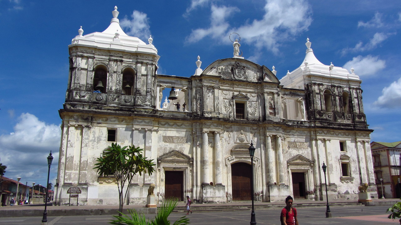 The Cathedral Basilica of the Assumption of León