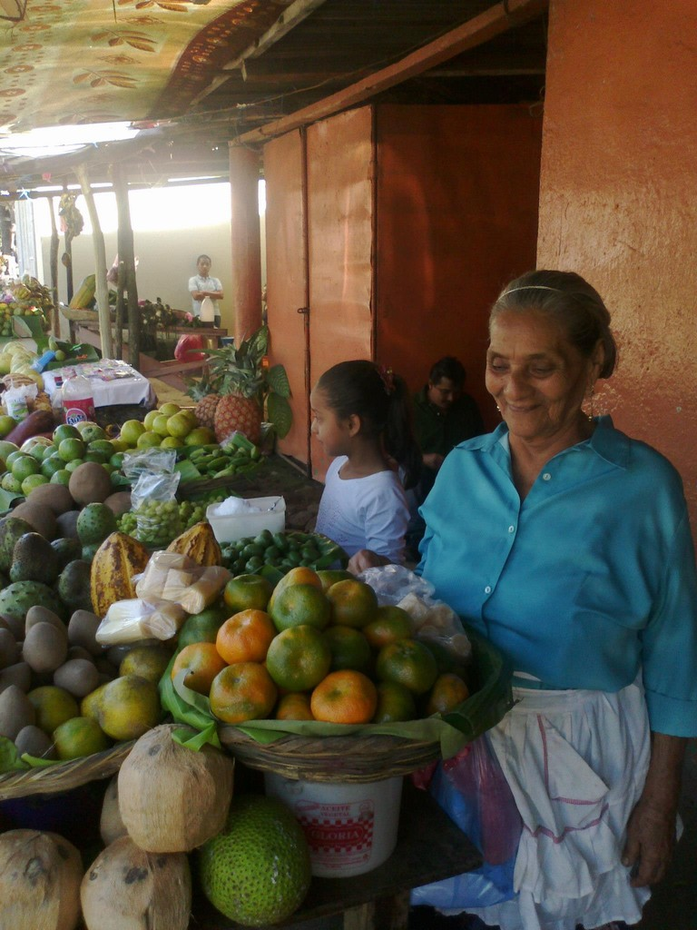 Fruits on the Market in Catarina