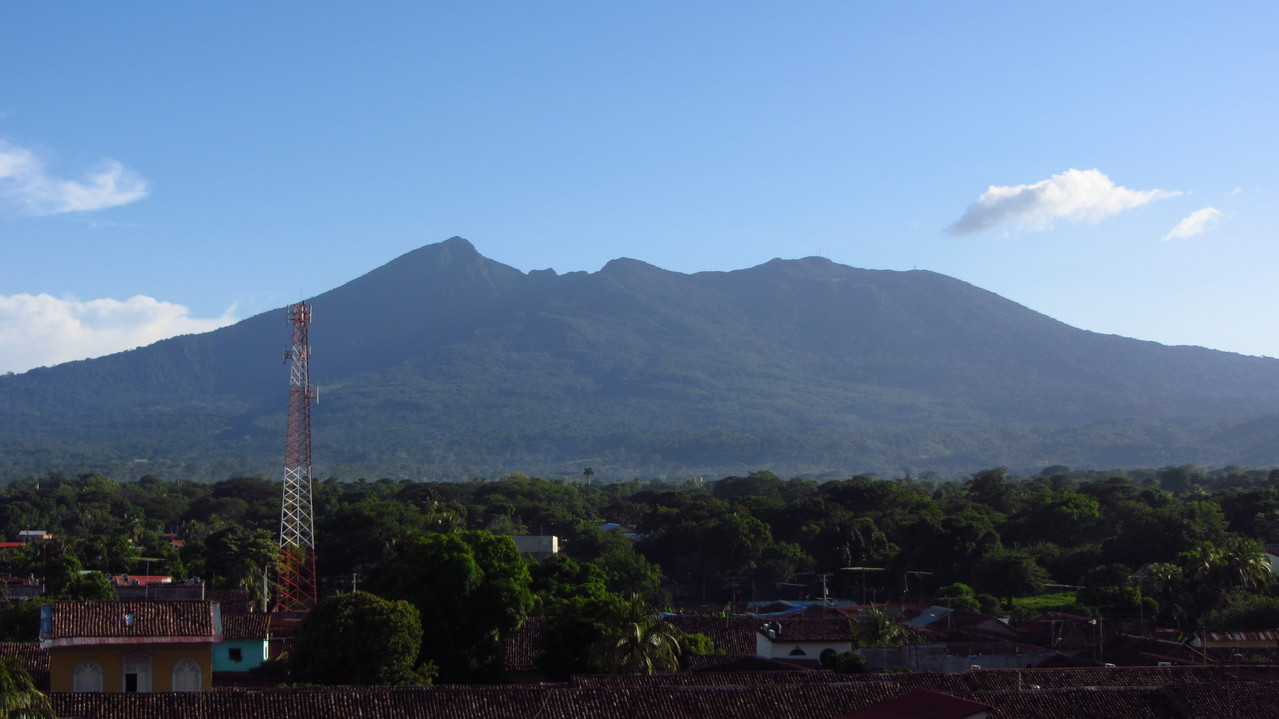 Volcan Mombacho