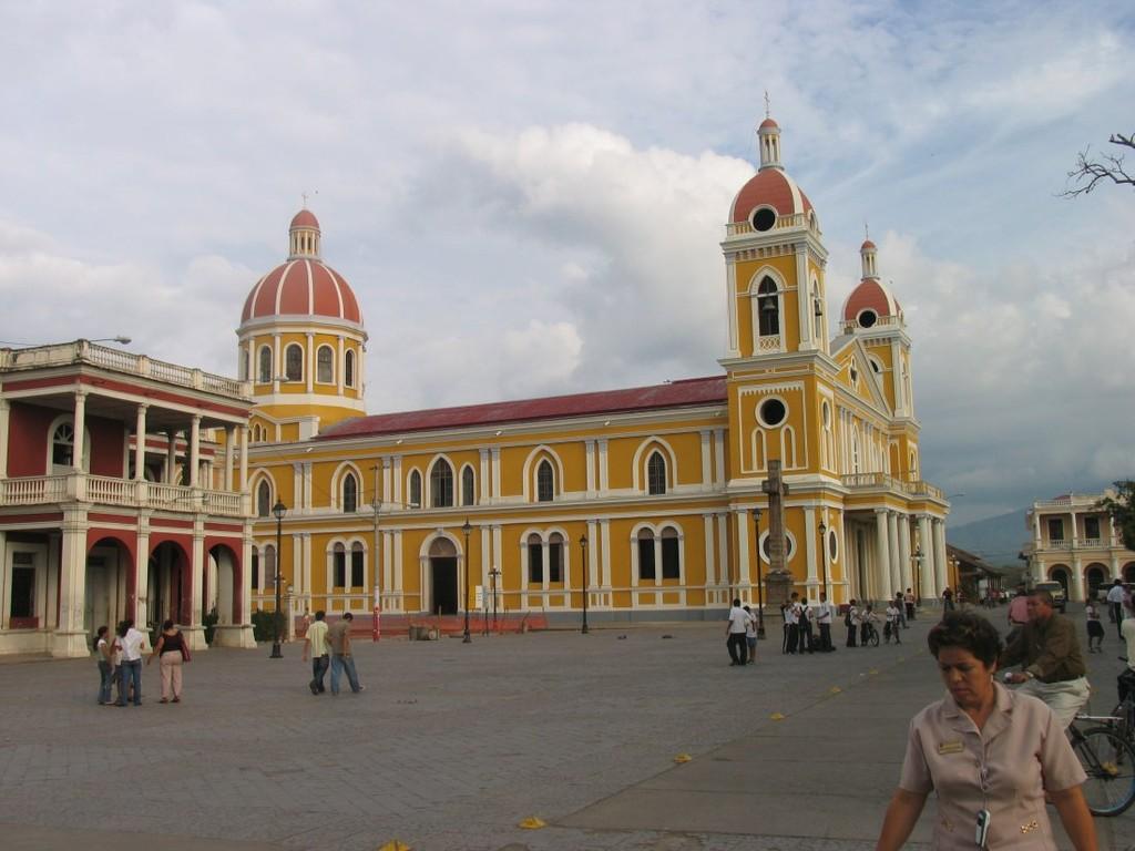 Iglesia Catedral de Granada, Nicaragua
