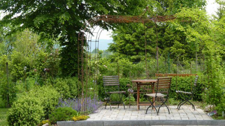 Einen Garten gestalten, der mit den veränderten, klimatischen Bedingungen gut zurechtkommt. Bild: BGL.